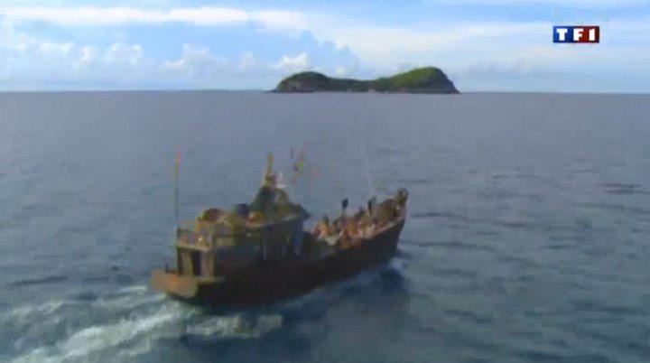 Première vidéo de Koh Lanta 10 sur Wat TV