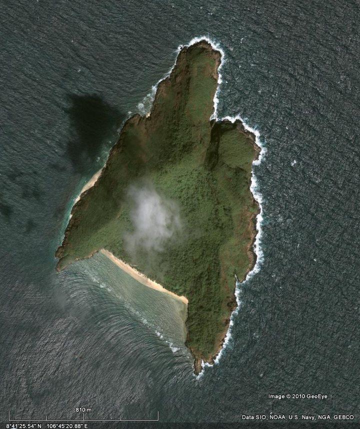 Une île de l'archipel de Côn Dao pour Koh Lanta 10